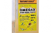 OMEGA3 FOR KIDS & VITAMIN D3 Hộp/125viên